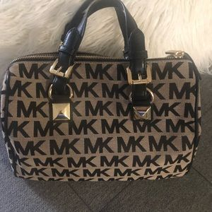 Authentic MK Boston bag